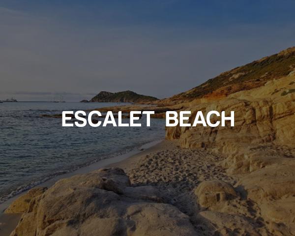 Escalet Beach