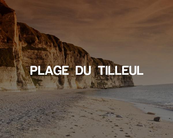 Plage du Tilleul